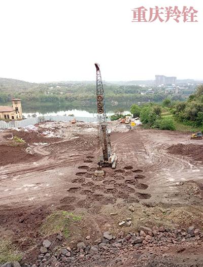 碧桂园地基处理工程