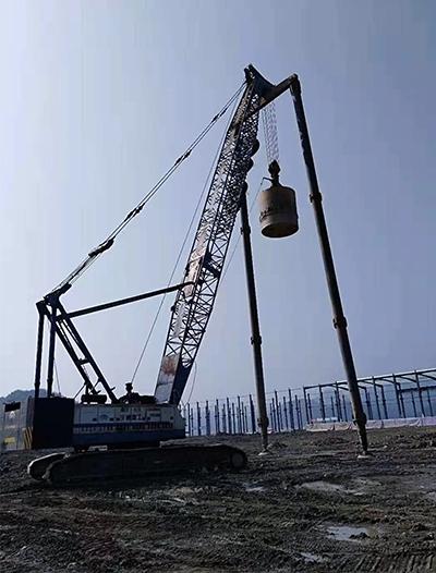 金属制品异地整体搬迁项目工程